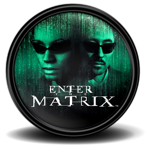 Enter The Matrix Icon Game And Program Icons