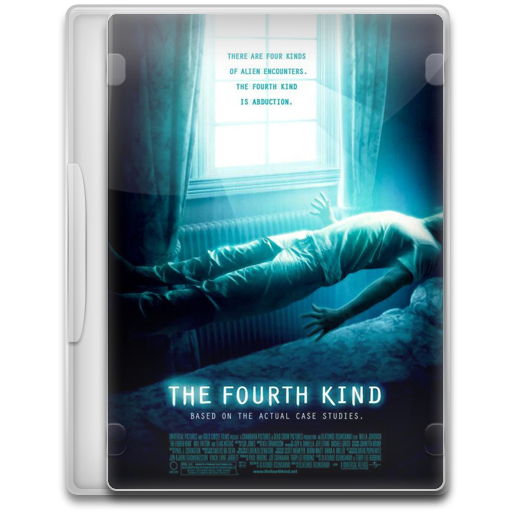The Fourth Kind Icon Movie Mega Pack Iconset
