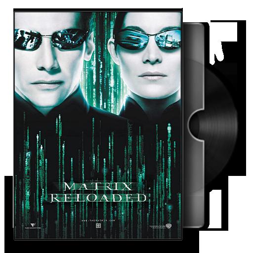 The Matrix Reloaded Folder Icon