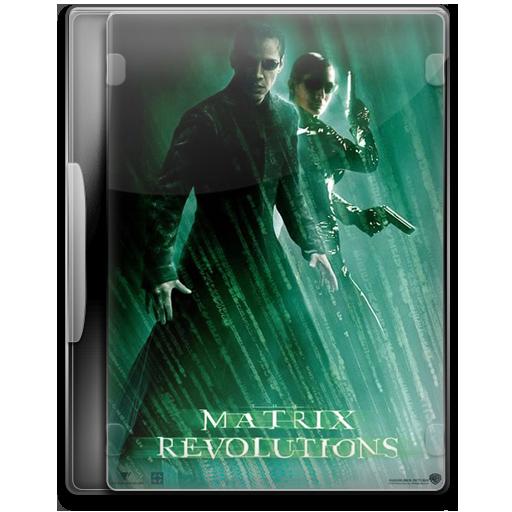 The Matrix Revolutions Icon Movie Mega Pack Iconset