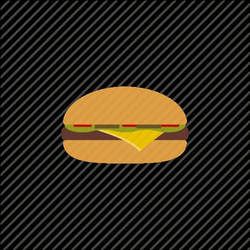 Burger, Cheese, Mcdonalds Icon