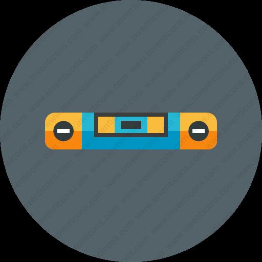 Download Level Meter,measure Icon Inventicons
