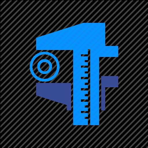 Measure, Measureing, Measurement, Measuring, Tool, Tools Icon