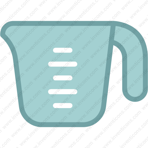 Download Cup,kitchen,kitchenware,measuring Cup Icon Inventicons
