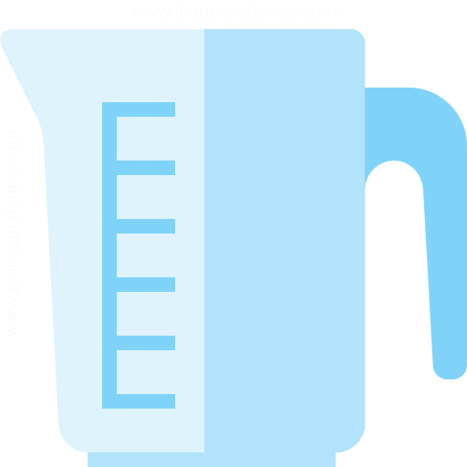 Iconexperience G Collection Measuring Cup Icon