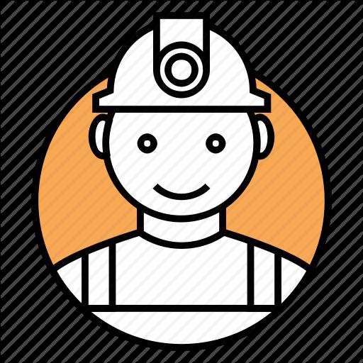 Constractor, Engineer, Mechanical Engineer Icon