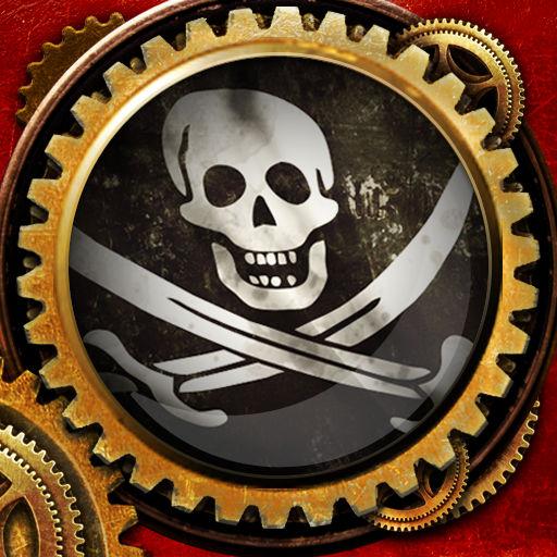 Crimson Steam Pirates For Iphone