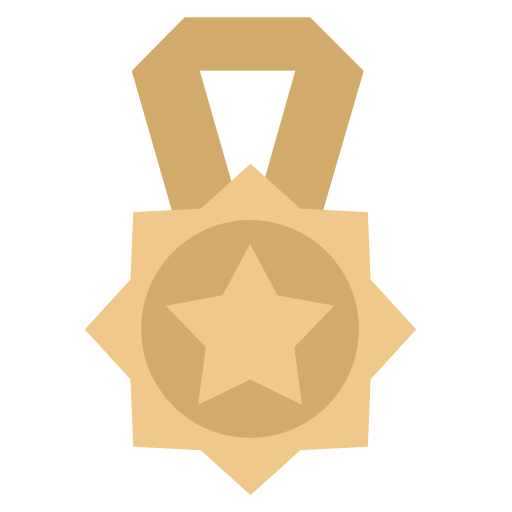 Bronze Medal, Bronze, Guarantee Icon Png And Vector For Free