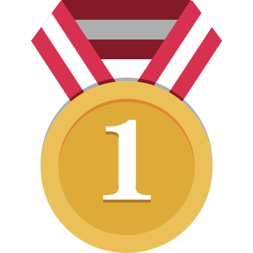 Gold Medal, Honour, Medal Icon With Png And Vector Format For Free