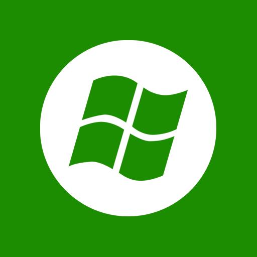 Media, Center, Windows Icon