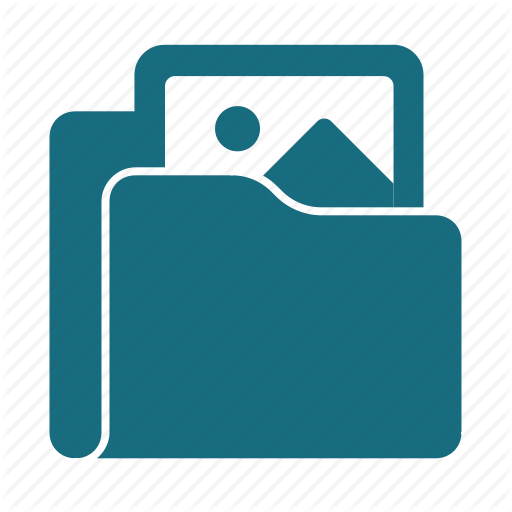 Camera, Folder, Image, Media, Photo, Photography, Picture Icon