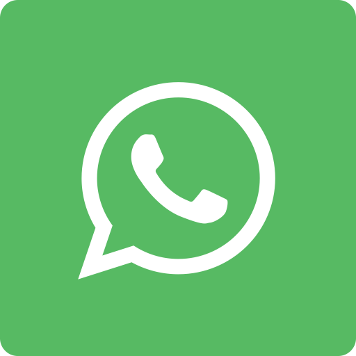 Square, Whatsapp, Media Icon