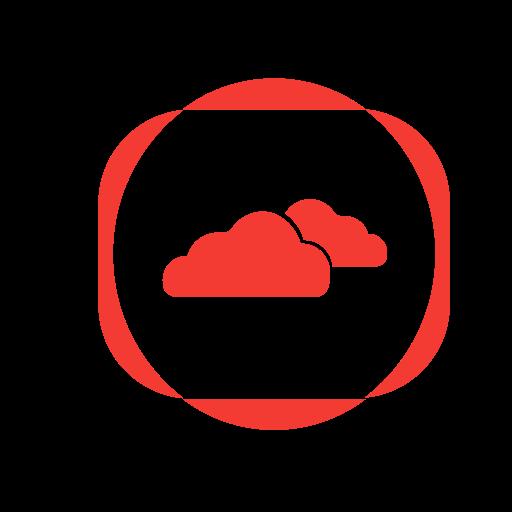 App, Artboard, Cloud, Design, Web Icon