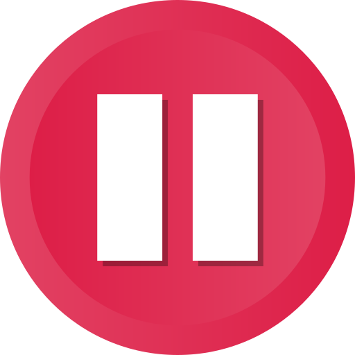 Media, Pause, Media, Player, Music, Player, Player Icon Free