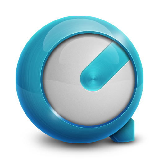 Quicktime Icon Media Player Iconset Alex