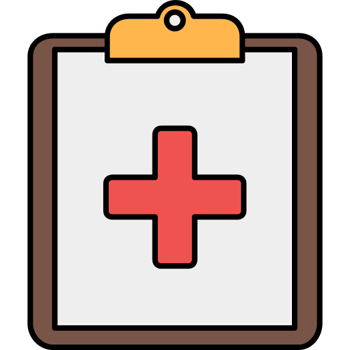 Clipboard Healthcare And Medical Png Icon