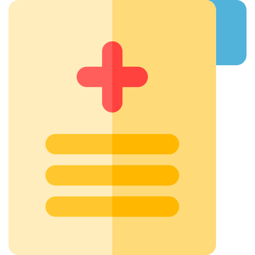 Medical Records Png Icon