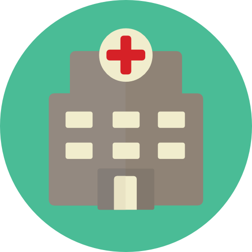Buildings Health Care Icon