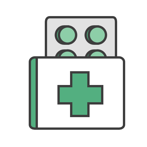 Medication, Medicines, Pills, Travel Icon Free Of Travel Kit