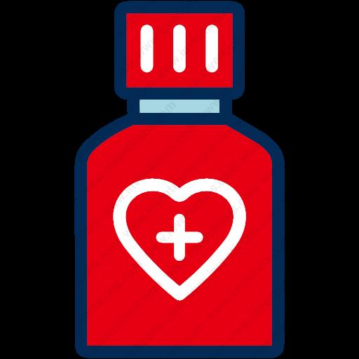 Download Medicine Bottlebottle,medicine,prescription I Icon