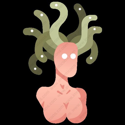 Download Medusa Icon Inventicons