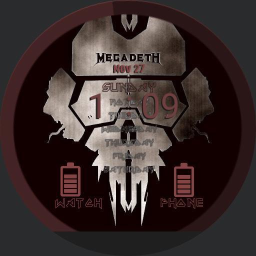Megadeth For Moto