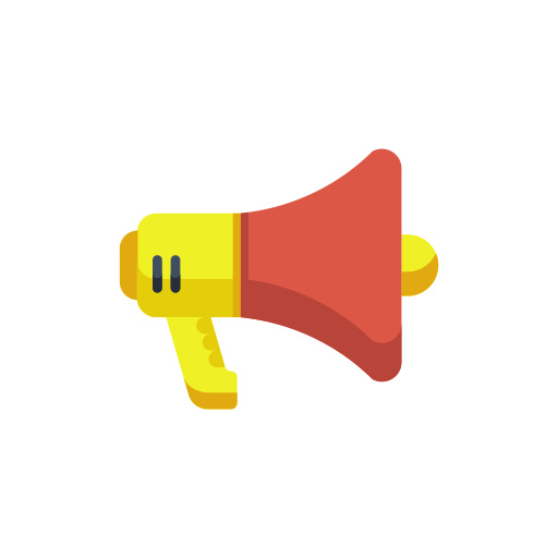 Megaphone Icon Free Download