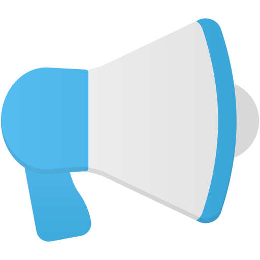 Megaphone Icon Free Of Flatastic Icons
