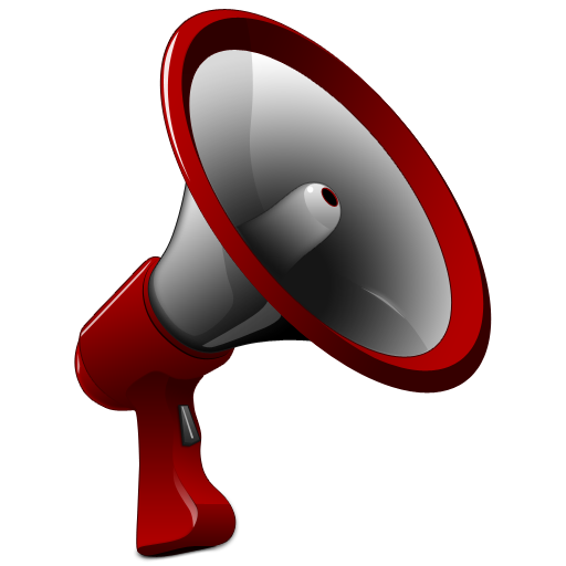 Free Png Megaphone Announcement Transparent Megaphone Announcement