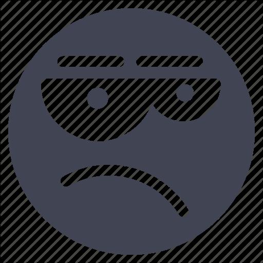 Emoji, Emoticon, Emotion, Face, Meh, Smiley Icon