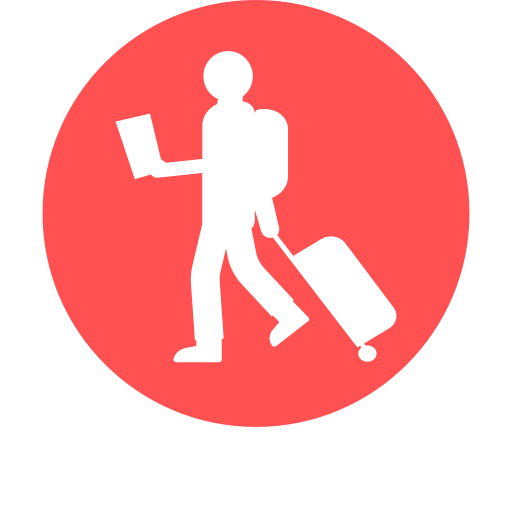 A Tourist, Tourist, Member Icon With Png And Vector Format
