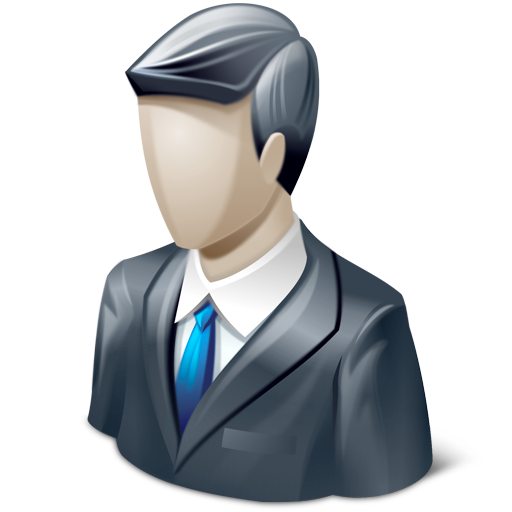 Author, Business, Consultancy, Consultant, Man, Staff, User Icon