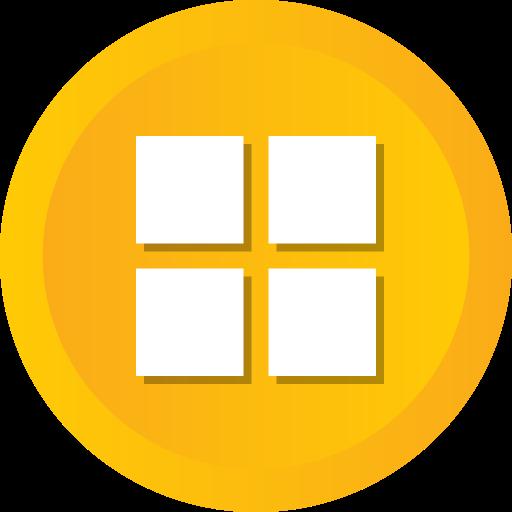 Grid, Home, Menu, Options, Squares, Table Icon Free Of Ios Web