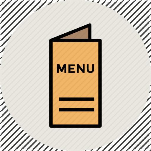 Restaurant Menu Icon