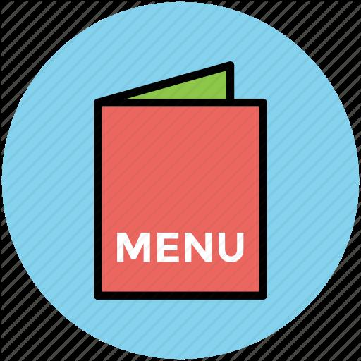 Cuisine Menu, Food Menu, Menu, Menu Card, Restaurant Menu Icon