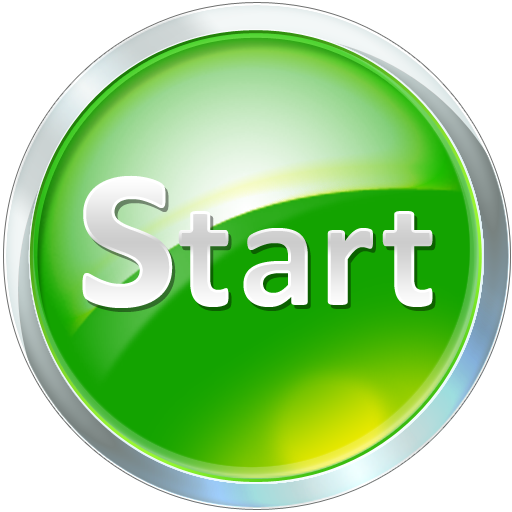 Start Button Png Download