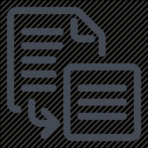 Export Merchandise Icon