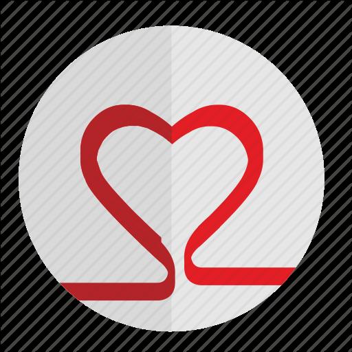 Charity, Heart, Love, Mercy, Work Icon