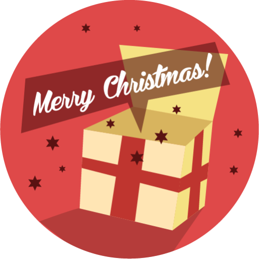 Christmas, Merry Christmas, Gift Icon Free Of Christmas Advent Iconset
