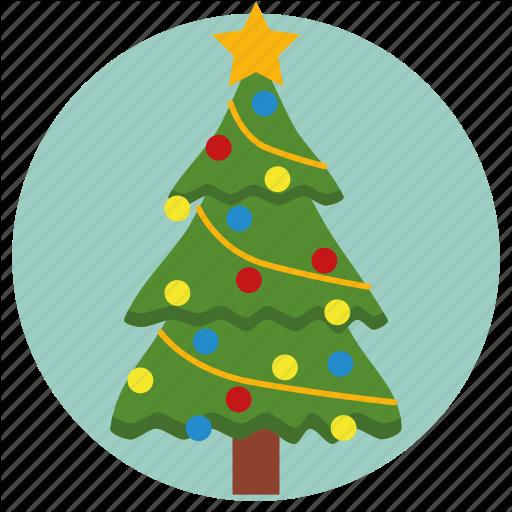 Christmas, Christmas Tree, Fir Tree, Needles, Spruce, Tree, Xmas Icon