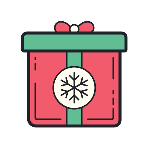 Christmas, Gift Icon Free Of Merry Holidays