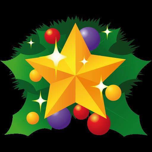 Christmas Star Icon Christmas Iconset Mohsen Fakharian