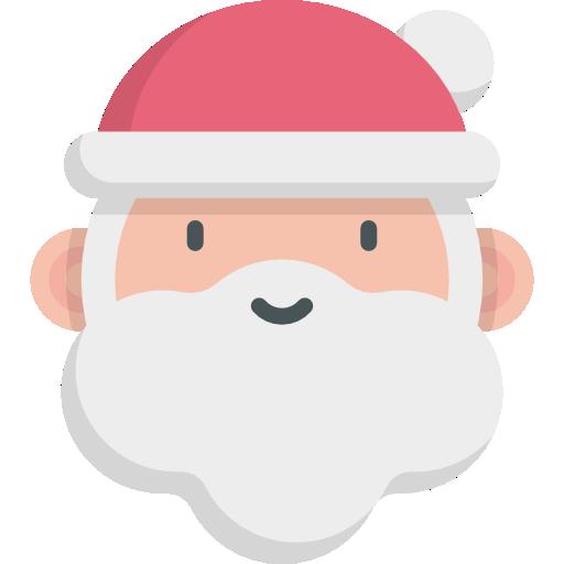 Santa Claus Free Vector Icons Designed