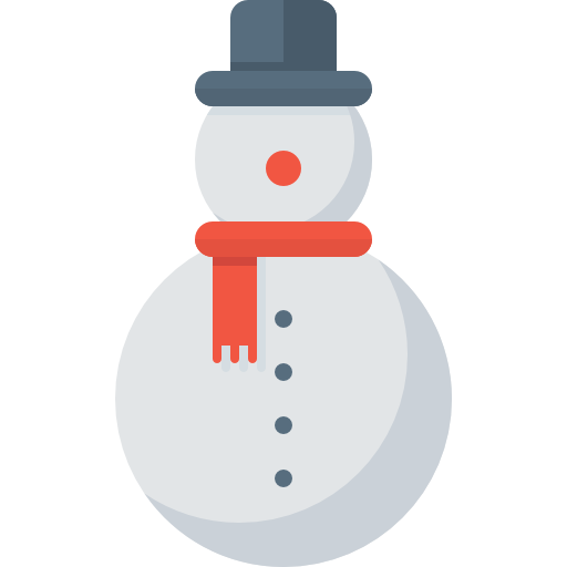 Snowman Free Vector Icons Designed