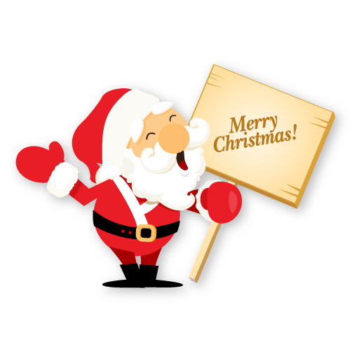 Santa Merry Christmas Icon Free Download As Png And Formats