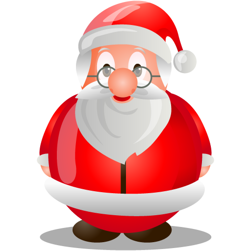 Santa Claus Icons, Free Icons In Merry Christmas