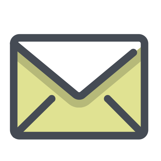Email, Envelope, Message, Mail, Post, Letter Icon