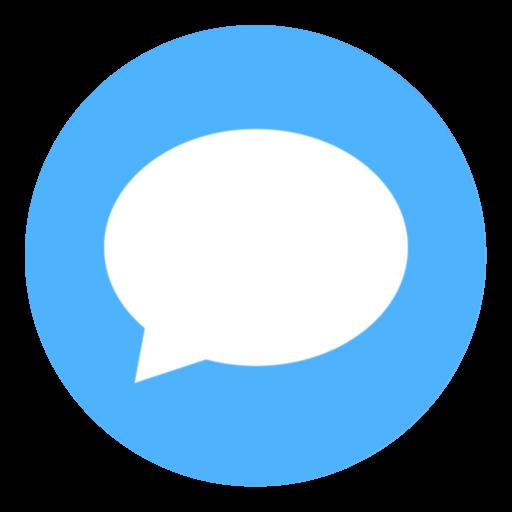 App Messages Icon The Circle Iconset Xenatt