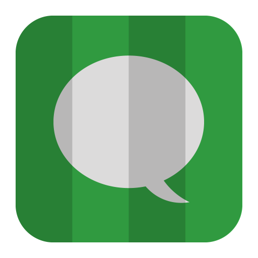 Messages Icon Folded Flat Iconset Pelfusion