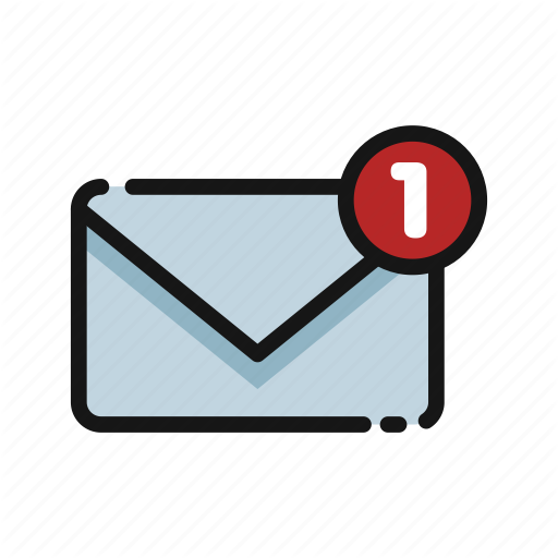 Icon, Inbox, Incoming, Letter, Mail, Message, Notification Icon